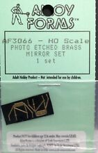 alloy forms ho 1 87 3066 mirrors photo etched