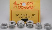 alloy forms ho 1 87 3119 dual wheels tires 11
