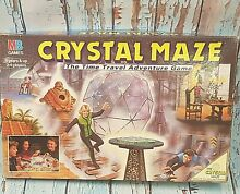 probe crystal maze board game replacement