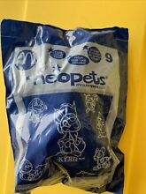 neopets neo pets mcdonald s happy meal toy