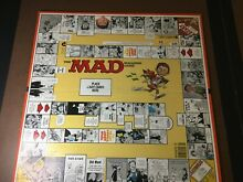 go for it parker replacement board only mad magazine