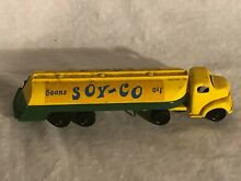 ralstoy diecast soy co tractor trailer