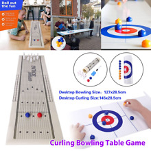bowling game curling bowling table game adult