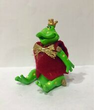 russ berrie frog prince toadily yours doug