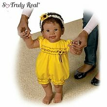 so truly real kiaras first steps walks your help