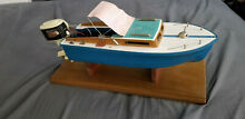 lang craft toy model boat super zoom outboard