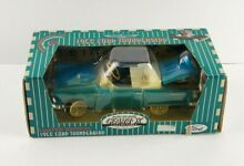 gearbox limited edition 56 ford thunderbird