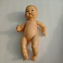 horsman baby doll 12 drink wet 1977 molded