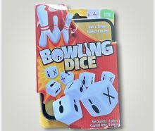 bowling game bowling dice game by ideal sealed