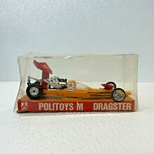 politoys m dragster 1 43 602 italy w