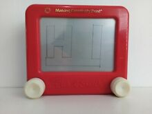 ohio art travel etch a sketch by company red