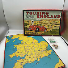touring game touring england board game russimco