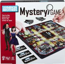 go for it parker new parker brothers mystery game mr