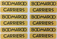 boomaroo carriers yellow wyn toy collectable