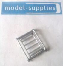 triang spot on reproduction silver plastic