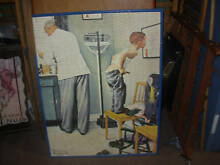 norman rockwell puzzle large poster puzzle norman rockwell