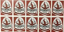boomaroo stickers brown square wyn toy