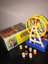 merry go round battery operated toy busy little