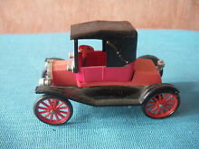 minialuxe 769 f 1915 ford t lizzie red 1 43