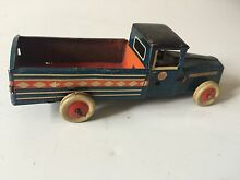 tinplate penny toy delivery truck