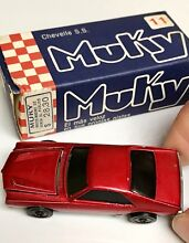 muky red chevelle ss amx hot wheels