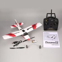 rc plane mini trainstar remote control rc