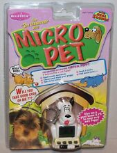 bluebird toys 1997 micro pet 2nd