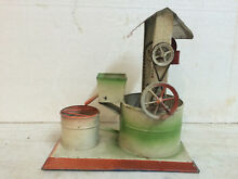 steam engine driven model well doll