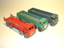 3 x mighty midget foden trucks 21