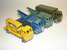 4 x mighty midget aec models nos 30