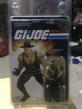 2010 sdcc sgt slaughter exclusive