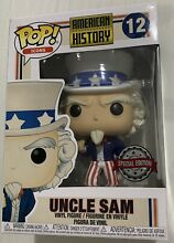 uncle sam funko pop icons american history