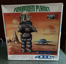 robby the robot rare comet miniatures robby robot
