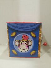bolz circus monkey metal jack in the box