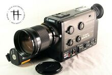 canon 814 xl s electronic super 8 8mm