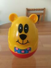 kiddicraft roly poly musical chimes bear
