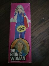 denys fisher bionic woman kenner jamie mission