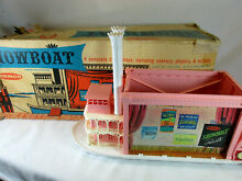 remco 1962 showboat steamboat theater
