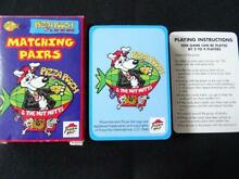 pizza hut card game 1990s advertising