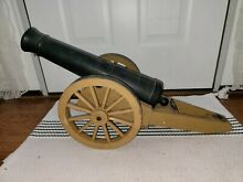 remco 1960 s johnny reb cannon by