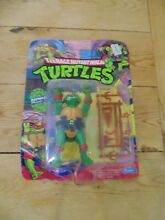 tmnt raphael 5 action figure carded