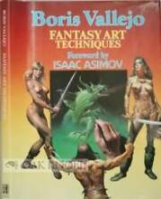 fantasy art techniques hardcover by vallejo