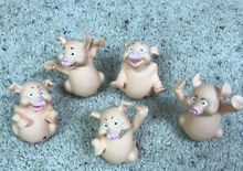 wee little piggies hasbro 2001 game complete set 5