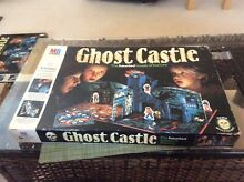 board game ghost castle mb games 1985