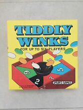 tiddlywinks tiddly winks box spear s games 1952