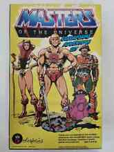 colorforms masters universe play set 1985