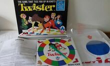 arrow games twister 1966 game that ties you up