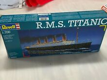 titanic 1 700 revell rms plastic ship model