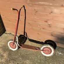1960 s 1970s triang scooter childs toy