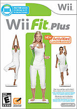 wii fit plus wii 2009 factory sealed game